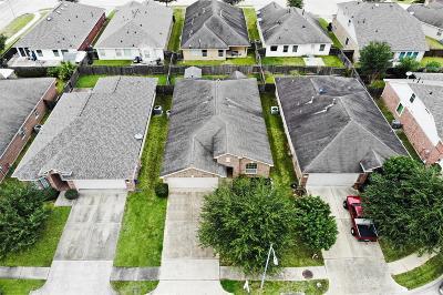 Katy Single Family Home For Sale: 20618 Wood Rain Court