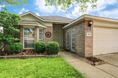 Katy Single Family Home For Sale: 5906 Whitwell Drive