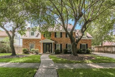 Seabrook Single Family Home For Sale: 4319 Honey Oaks Drive