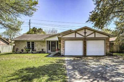 Katy TX Single Family Home For Sale: $219,900