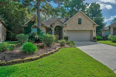 The Woodlands Single Family Home For Sale: 10 Cheshire Glen