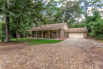 Magnolia TX Single Family Home For Sale: $254,500