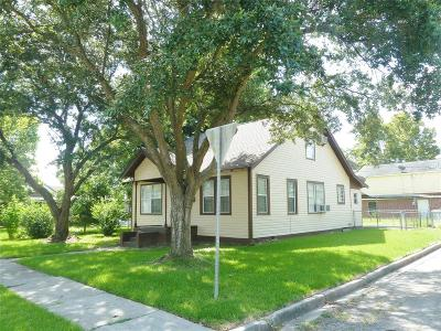 Baytown Single Family Home For Sale: 115 Miriam Street