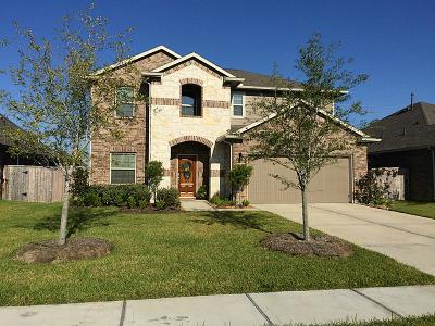 Pearland Single Family Home For Sale: 1919 Cedar Ridge Lane