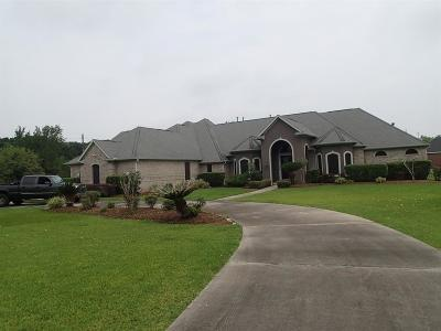 Fulshear Single Family Home For Sale: 33210 Waltham Crossing