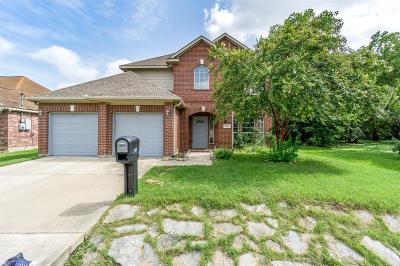 Houston Single Family Home For Sale: 3627 Lehall Street