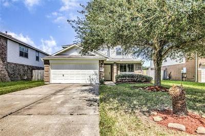 Texas City Single Family Home For Sale: 7906 Fallen Oak Lane
