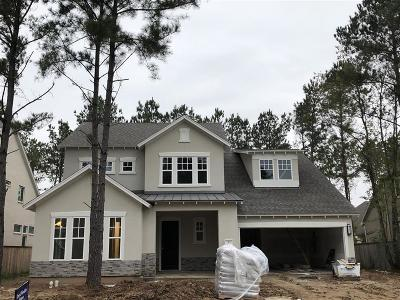 The Woodlands Single Family Home For Sale: 31 Liberty Branch