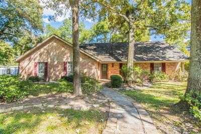 Houston Single Family Home For Sale: 15302 Cypress Garden Drive