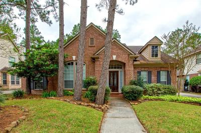 Kingwood Single Family Home For Sale: 5019 Scenic Woods Trail