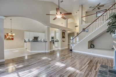 Houston Single Family Home For Sale: 13722 Anderson Woods Drive