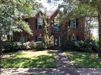 Cinco Ranch Single Family Home For Sale: 20511 Walnut Canyon Drive