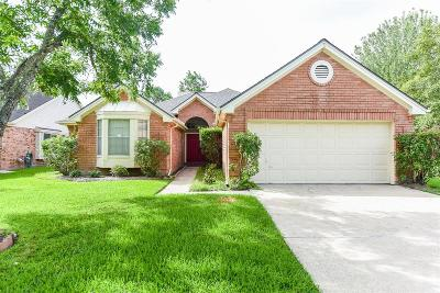 Pearland Single Family Home For Sale: 3106 N Peach Hollow Circle