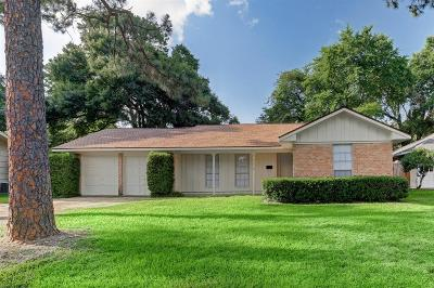 Meyerland Single Family Home For Sale: 5210 Carew Street