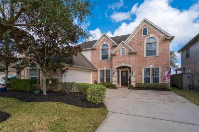 League City Single Family Home For Sale: 1711 Hidden Brook Lane