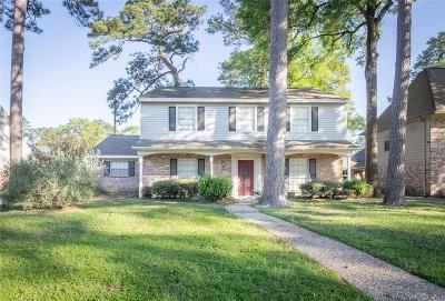 Houston Single Family Home For Sale: 1510 Wagon Gap Trail