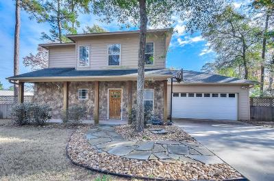 Montgomery Single Family Home For Sale: 13396 Teel Road