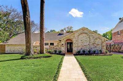 Houston Single Family Home For Sale: 14627 Oak Bend Drive