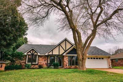 Brenham Single Family Home For Sale: 1402 Tracye Lee Drive