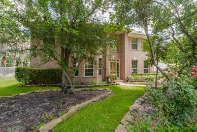 The Woodlands Single Family Home For Sale: 99 Maple Path Place