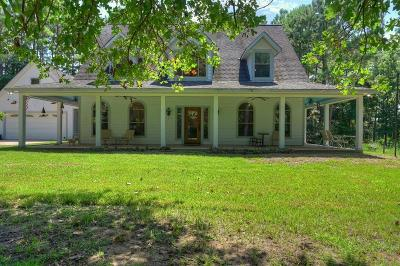 Willis Single Family Home For Sale: 12619 Maxwell Street Street