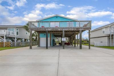 Galveston Single Family Home For Sale: 4003 Panola Drive