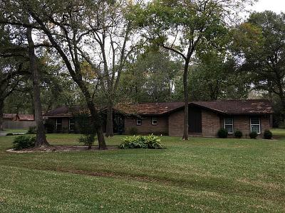 Dickinson Single Family Home For Sale: 1207 Rosewood Drive