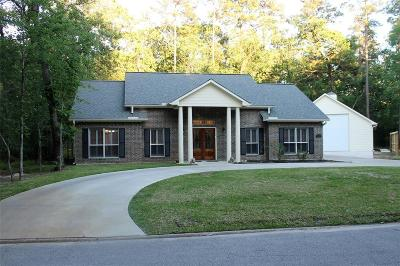 San Jacinto County Single Family Home For Sale: 22216 La Jolla Court