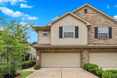 The Woodlands Condo/Townhouse For Sale: 291 Bloomhill Place