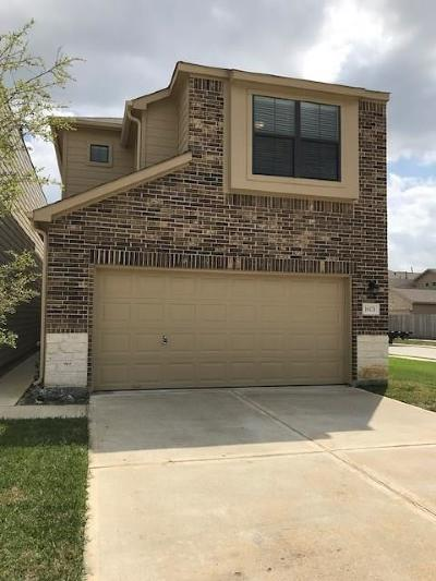 Katy Single Family Home For Sale: 18171 Bethany Manor Court