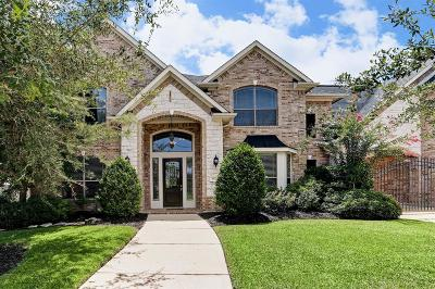 Katy Single Family Home For Sale: 3511 Artesian Springs Court