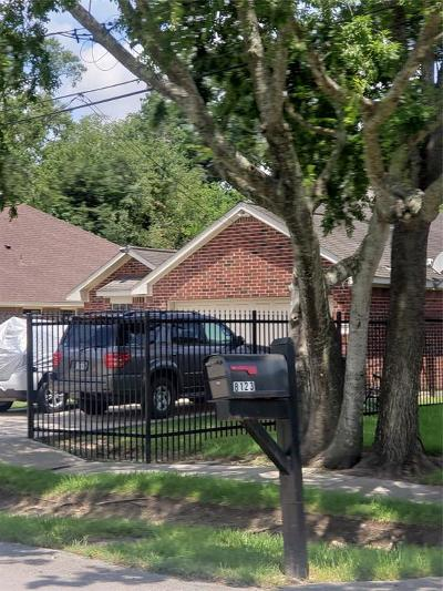 Residential Lots & Land For Sale: 8125 Tidwell Road