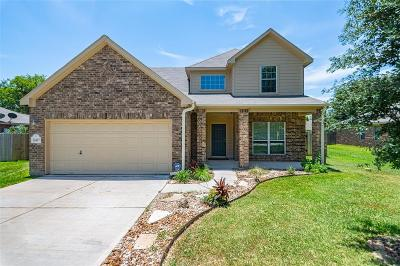 Willis Single Family Home For Sale: 12437 Ridgecrest Drive