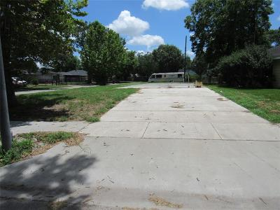 Houston Residential Lots & Land For Sale: 5630 Malmedy Road