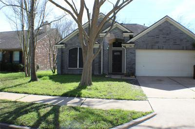 Katy Single Family Home For Sale: 20415 Eagle Nest Falls
