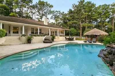 Conroe, Magnolia, Montgomery, The Woodlands, Willis Single Family Home For Sale: 2026 Windcrest Drive