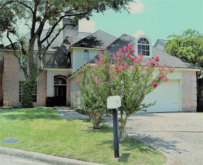 Houston Single Family Home For Sale: 726 Trademark Place