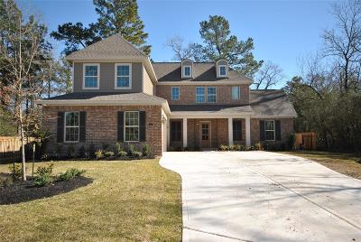 Montgomery Single Family Home For Sale: 110 Golden Eye Court