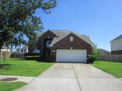 Galveston County Single Family Home For Sale: 621 Pelican Harbour Drive