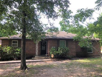 Magnolia Single Family Home For Sale: 6814 Nickaburr Creek Drive