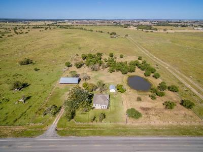 Single Family Home For Sale: 17302 Fm 442 Road