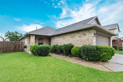 Baytown Single Family Home For Sale: 4319 Crossvine Avenue