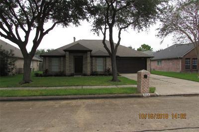 La Porte Single Family Home For Sale: 5114 Parkcrest Drive
