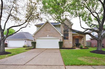 Pasadena Single Family Home For Sale: 7022 Maid Stone Drive