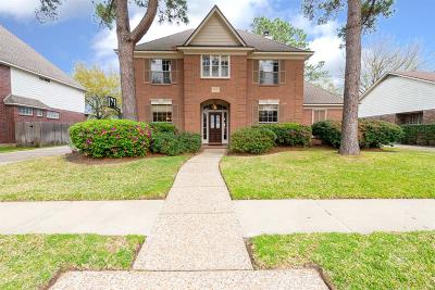 Single Family Home For Sale: 5126 Glentworth Court