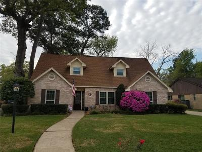 Spring Single Family Home For Sale: 215 Magic Oaks Drive
