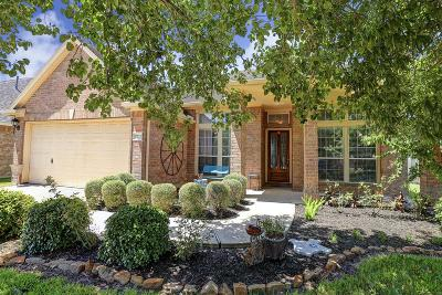 Spring Single Family Home For Sale: 10523 Aster Crest