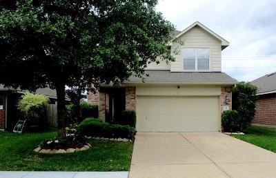 Manvel Single Family Home For Sale: 29 Garden Grove Drive