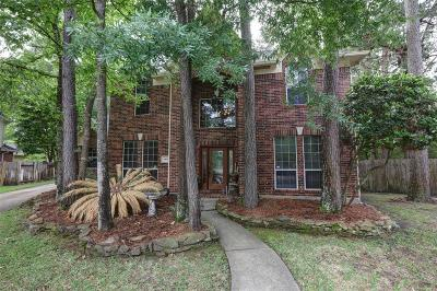 Kingwood Single Family Home For Sale: 1802 Leatherstem Lane