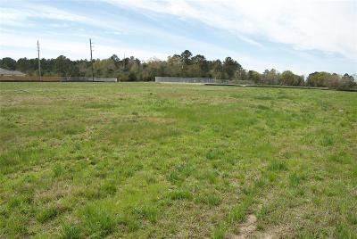 Tomball Residential Lots & Land For Sale: 00 Theis Lane